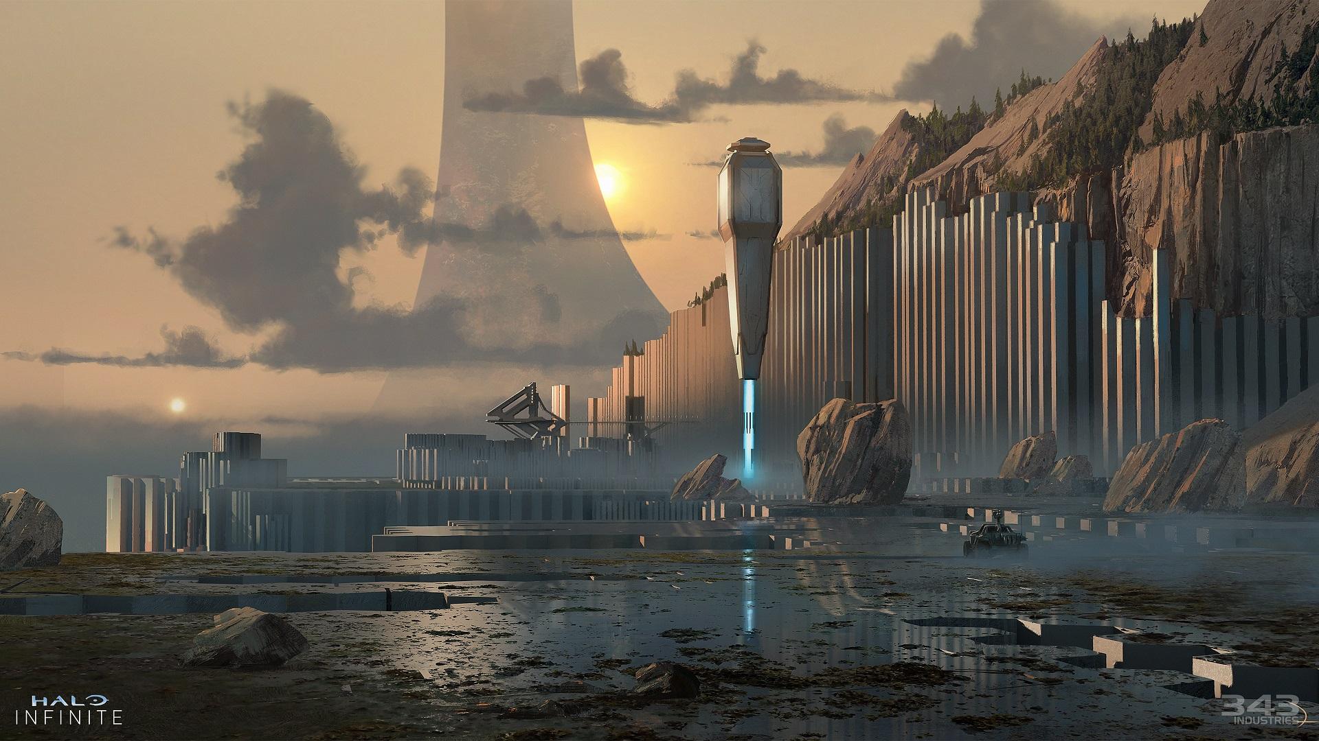 343 Industries: Halo Infinite выйдет осенью 2021 года