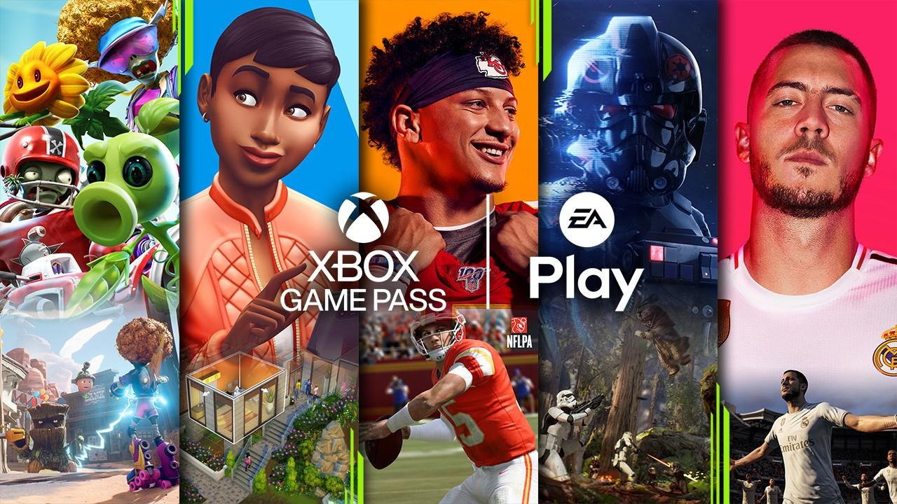 Добавление EA Play в состав Xbox Game Pass для ПК отложили на 2021 год