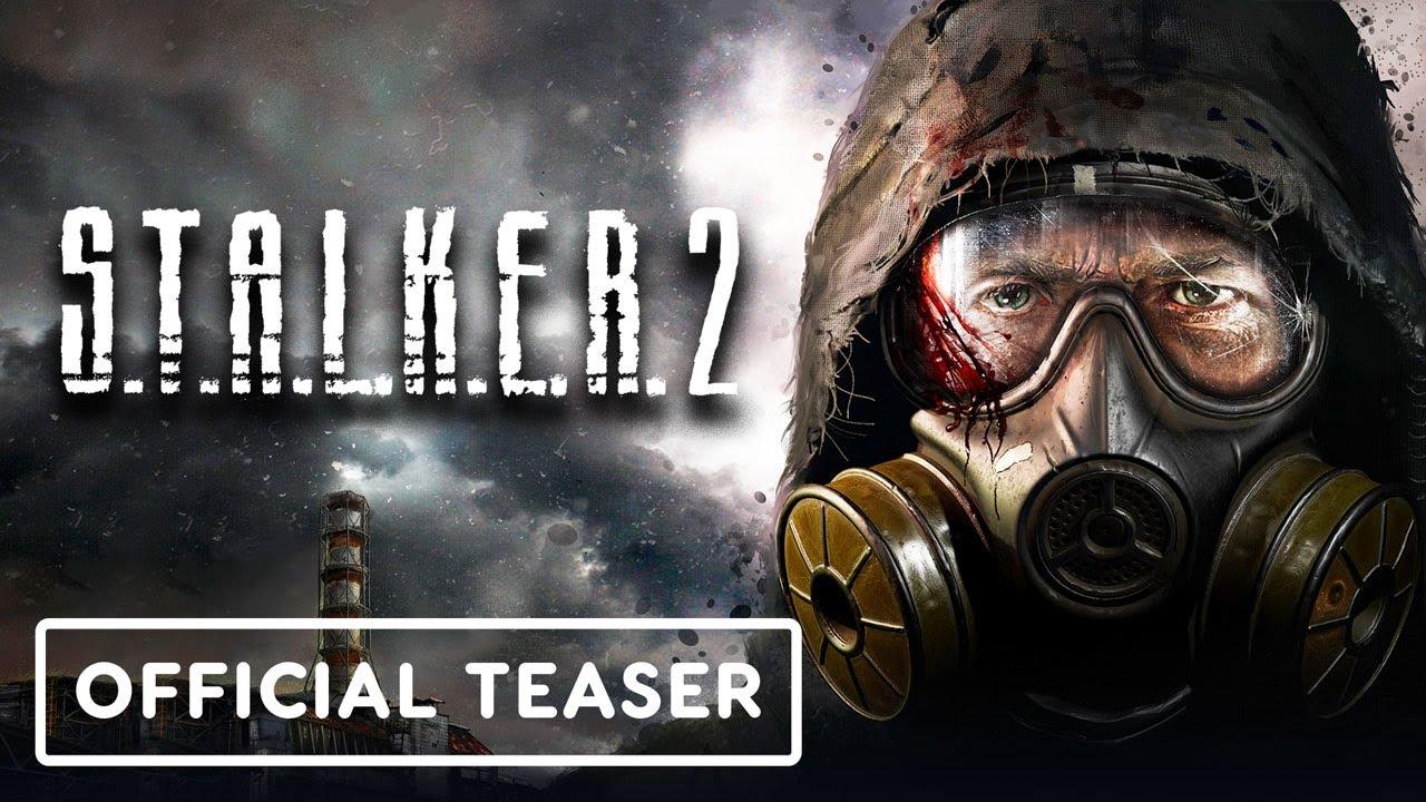 Опубликован первый геймплейный тизер S.T.A.L.K.E.R. 2