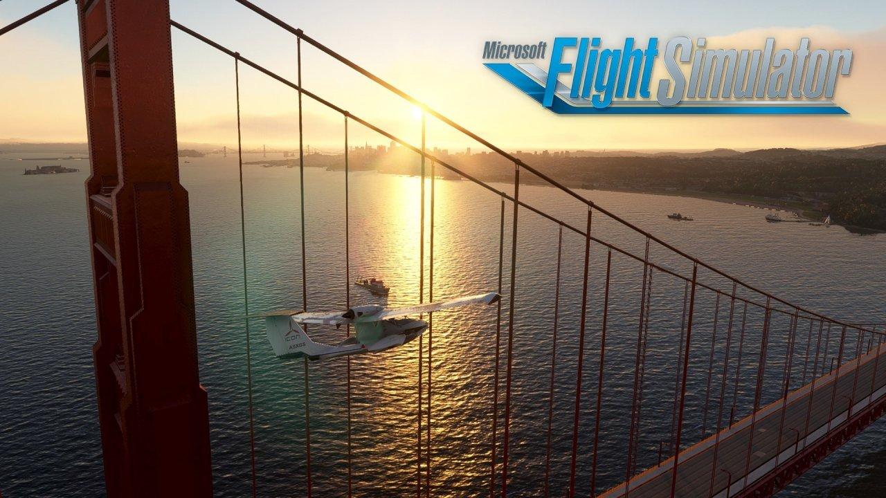Microsoft Flight Simulator выйдет на Xbox Series X и S летом 2021 года