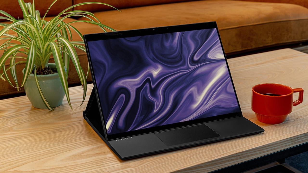 CES 2021: HP представила бизнес-ноутбук Elite Folio на базе Snapdragon 8cx Gen 2