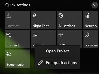Microsoft работает над обновлением дизайна «Центра уведомлений» в Windows 10