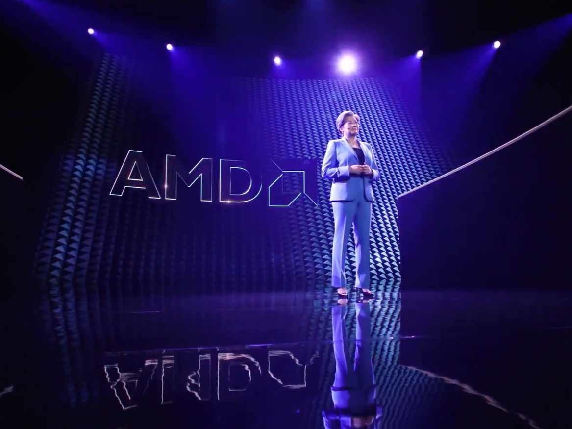 AMD представила мобильные процессоры Ryzen 5000