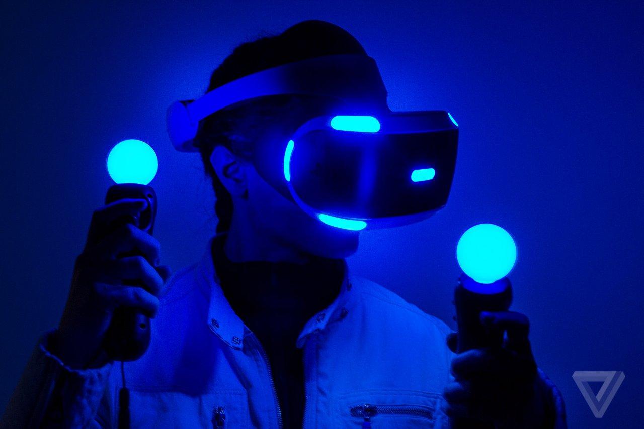Sony анонсировала новое поколение PlayStation VR для PS5