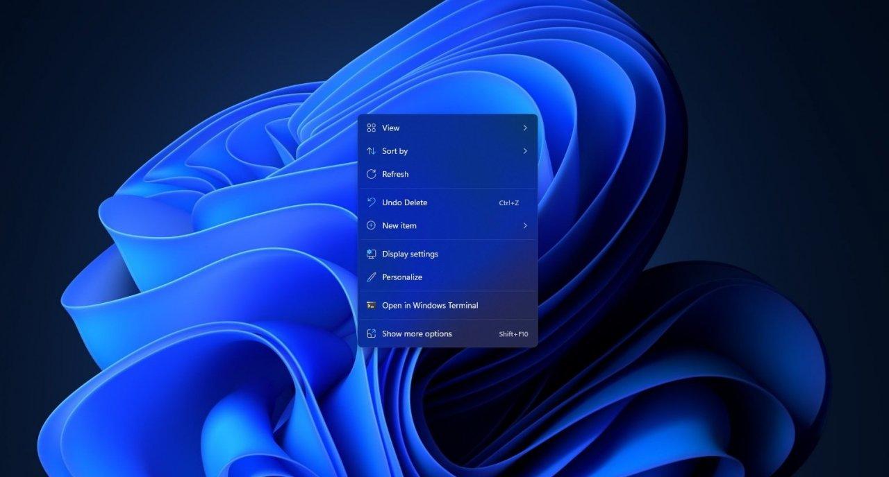 Windows 11: новые контекстные меню и переработанное окно «Поделиться» »  Community