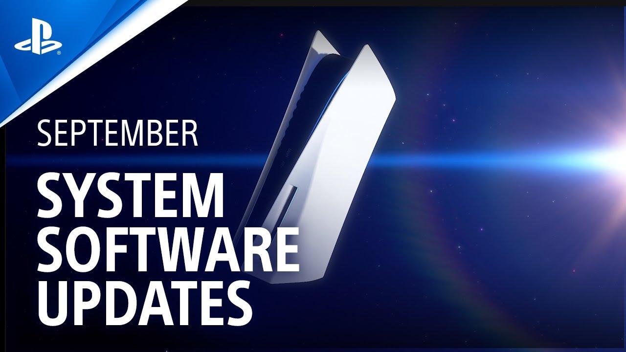 Крупное обновление прошивки для PlayStation 5 с поддержкой SSD M.2 выходит 15 сентября