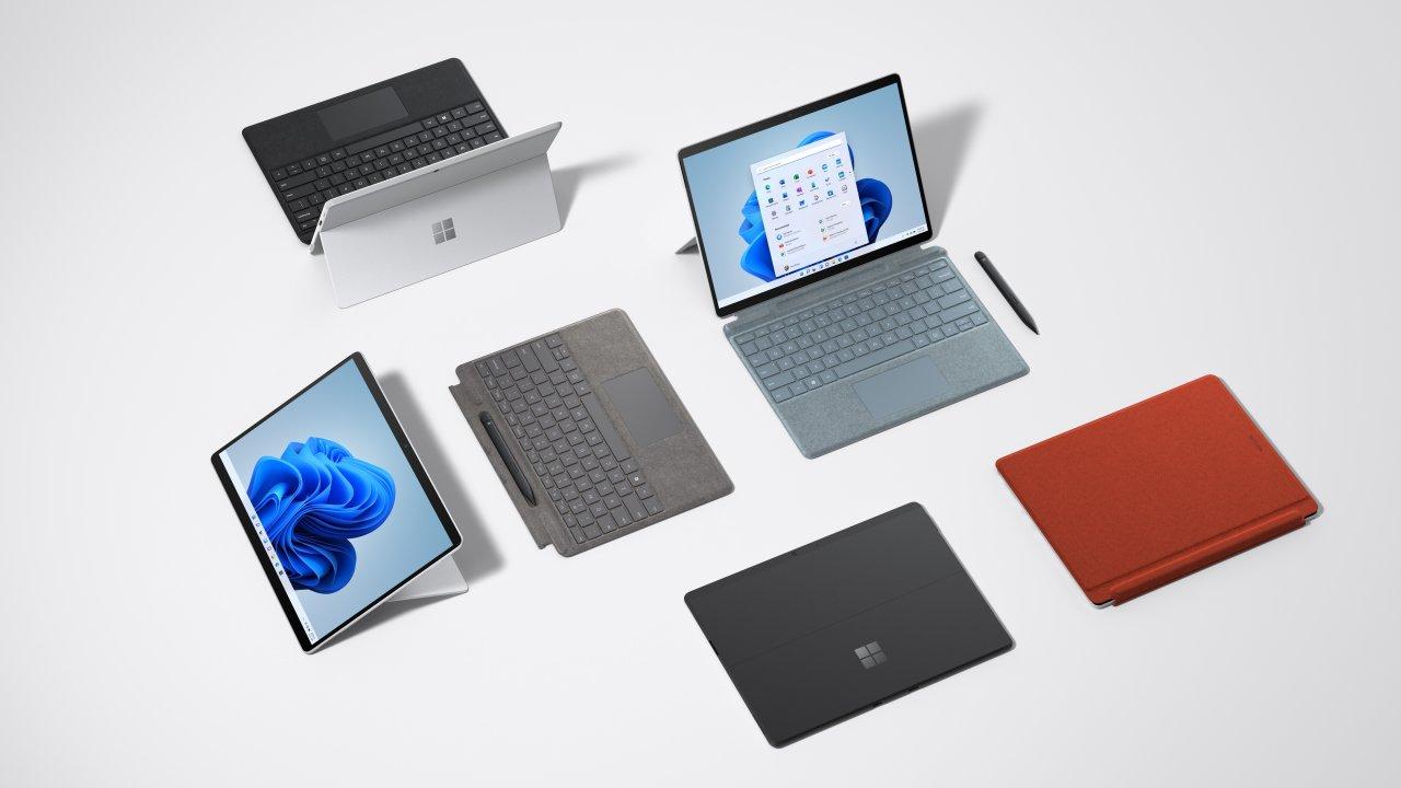 Microsoft выпускает Surface Pro X без поддержки LTE