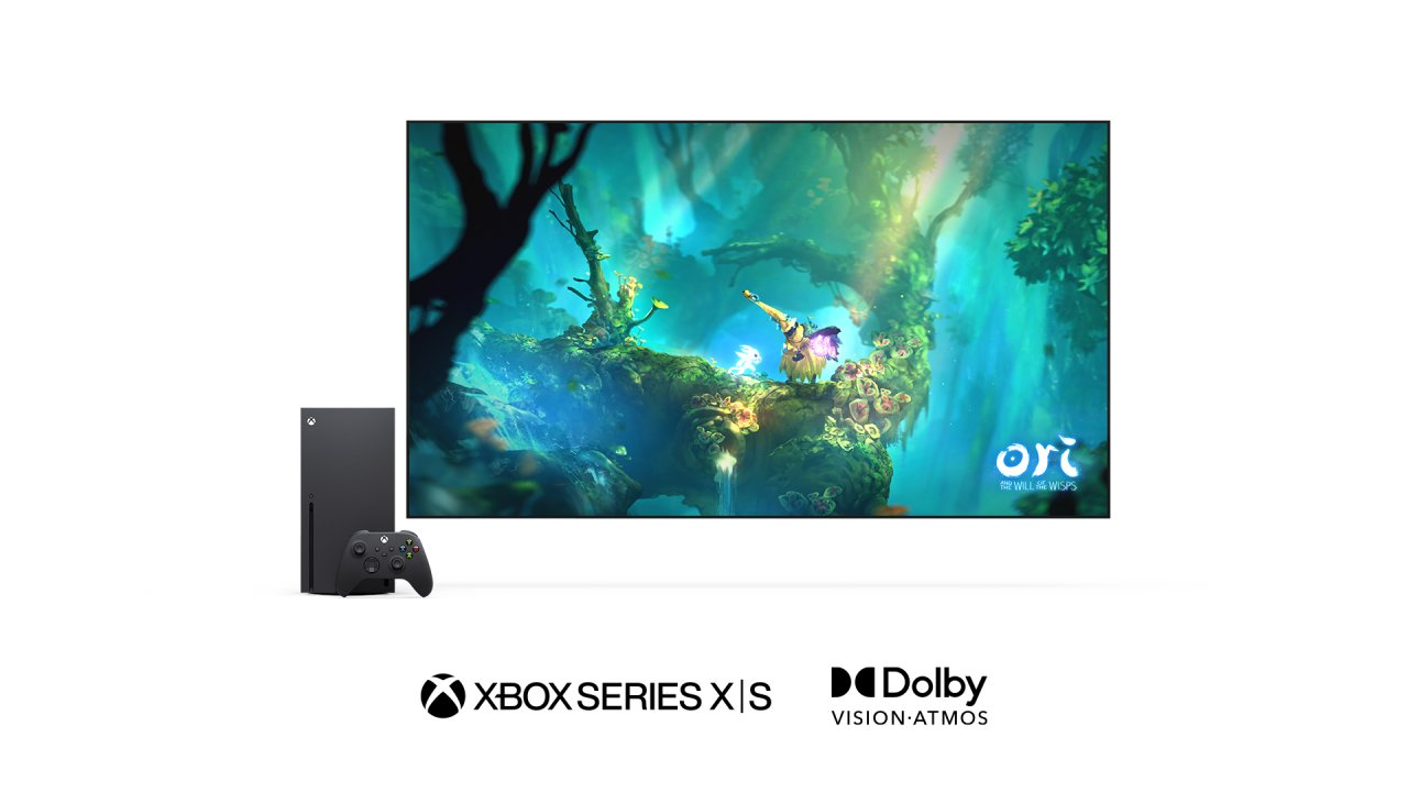 Консоли Xbox Series XS получили поддержку технологии Dolby Vision