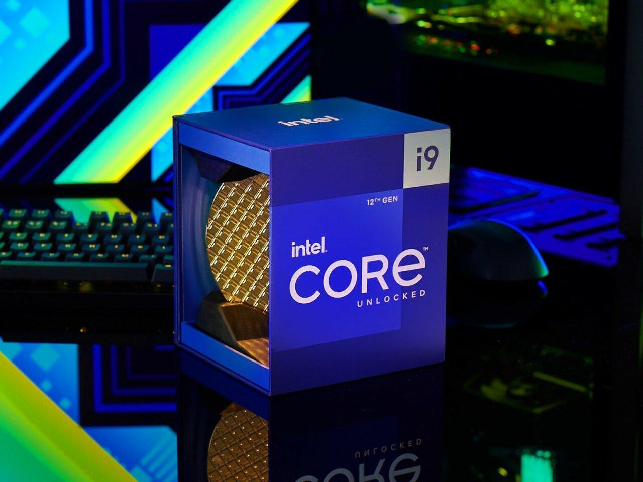Intel официально анонсировала процессоры 12-го поколения Alder Lake