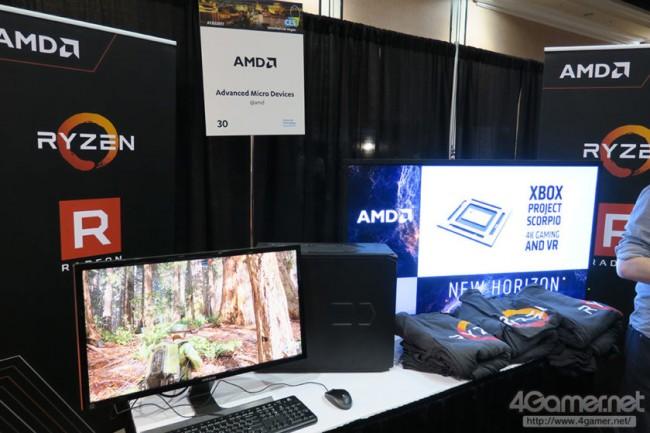 В Project Scorpio будут использоваться AMD Ryzen и Vega
