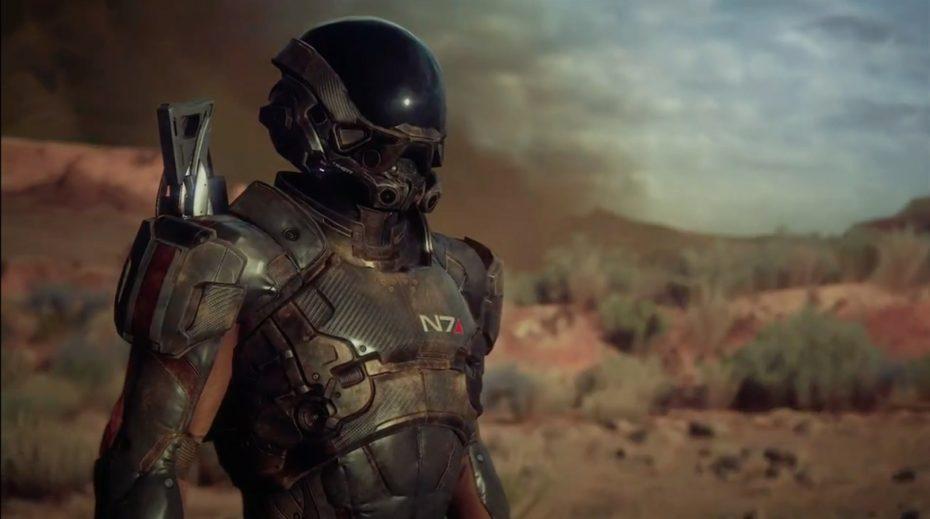 Релиз Mass Effect: Andromeda состоится 21 марта